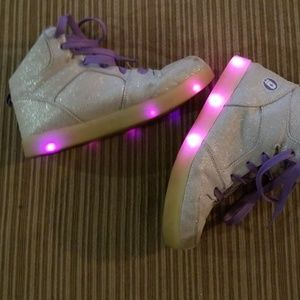 Other - Girls light up shoes